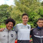 Met coach Paulo